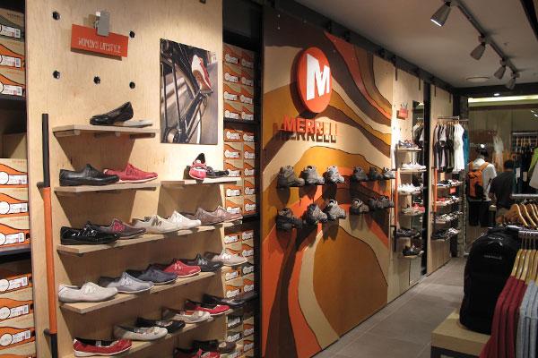 Merrell inspires outside minded people all over the world with original, multi-sport, athletic, outdoor performance footwear and apparel, and with experiences designed to adapt to the many needs of an energized modern lifestyle.