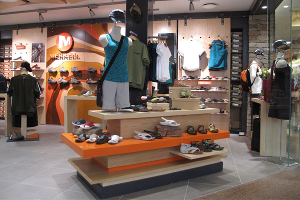 By , Merrell goods were being sold in countries. Yearly sales for the brand figured nearly $ million in The company operates of its own concept stores around the world, with another 20 to 25 new stores planned to open in